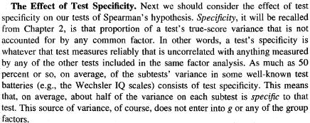 Specificity1