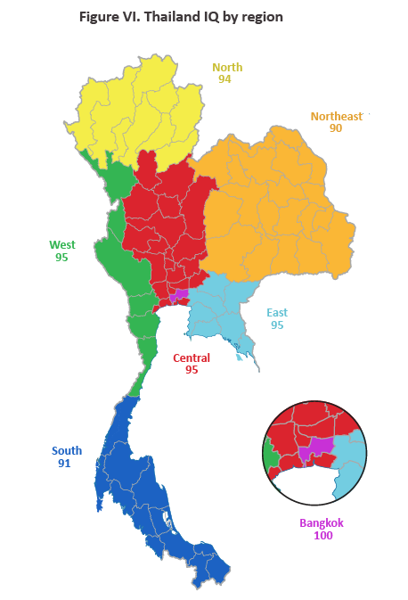 Hvgiq Thailand Human Varieties